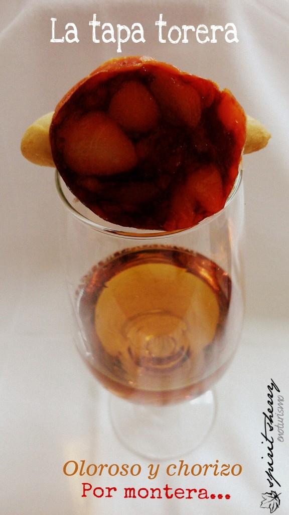 Maridaje Spirit sherry, Enoturismo toreando desde al viña