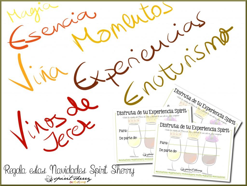 Regala Spirit Sherry alo diferente que regalar expreinecias vinos de jerez enoturismo viñas