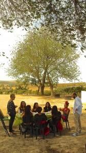 Sherry experience, despedida de soltera originales,  amantes del vino, ideas wedding stag party