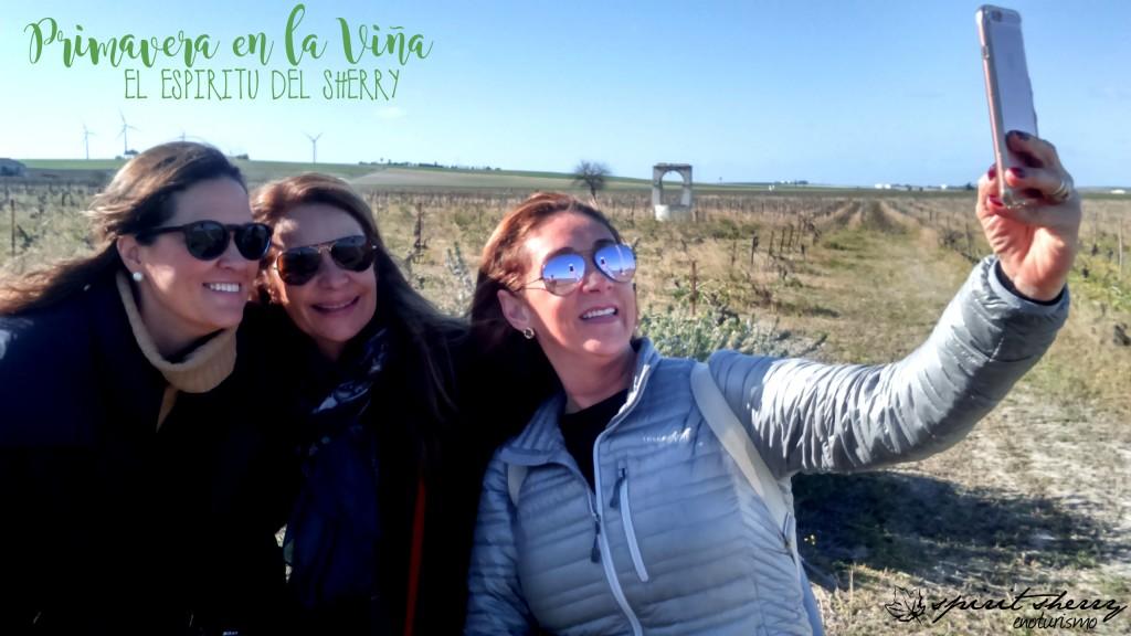 Primavera en la viña, el espíritu del sherry, enoturismo, visitas a viñas