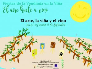 HOLIDAYS FROM VINTAGE vineyard, cata, new experiences, activities