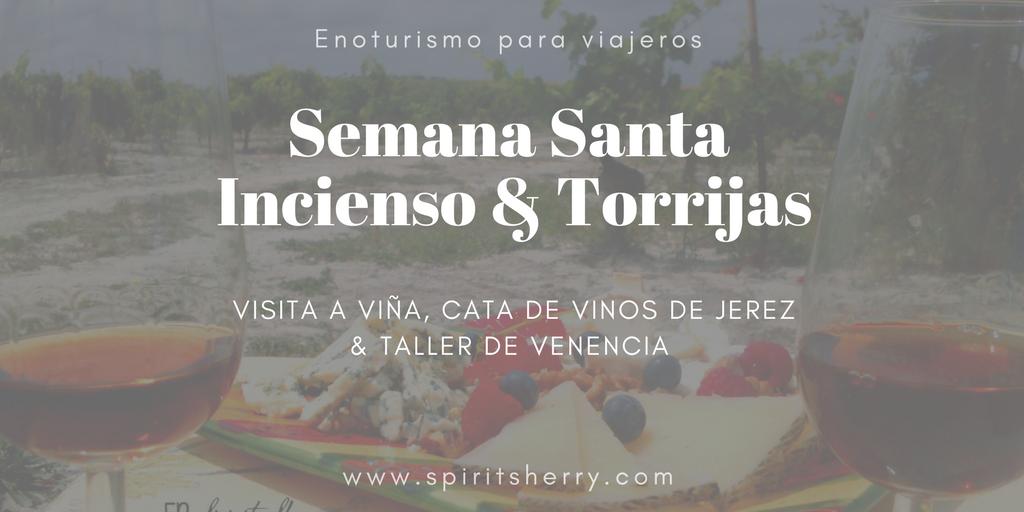 Semana Santa Jerez, Bodegas Visitas diferente viñas viñedos